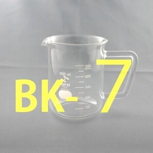 リカシツ BK-7ビーカー 500ml
