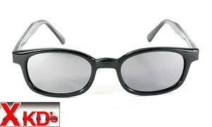 X KD's  biker shade - Silver Mirror #KD11010X