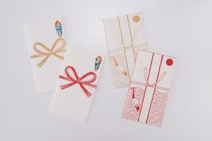 手すき紙のご祝儀袋