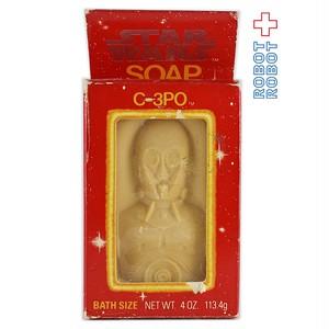 スターウォーズ C-3PO バスソープ