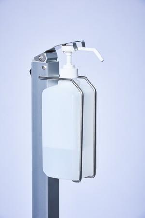 足踏み式除菌スタンド Slim2(ポンプ容器タイプ)