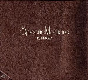 DJ PERRO - SPECIFIC MEDICINE [CD] NICO STUDIO (2014)
