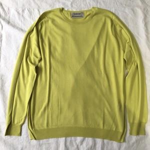 【DIET BUTCHER SLIM SKIN】silk cashmere pullover knit