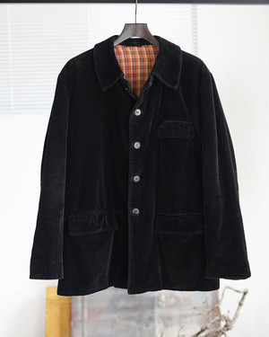 <SOLD OUT>French Vintage - Adolphe Lafont Cordyroy Work Jacket