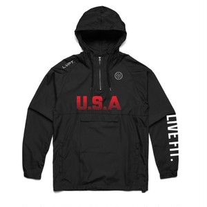 LIVE FIT USA Anorak Jacket