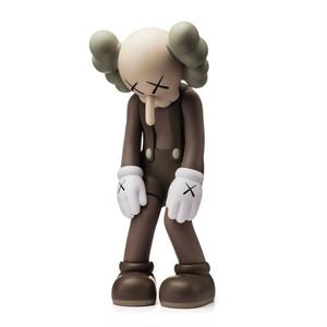 KAWS - Small Lie Figure - Brown