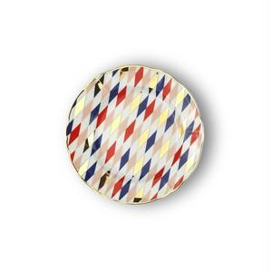 BITOSSI HOME - Plate - Abracadabra Dessert Plate Quadri