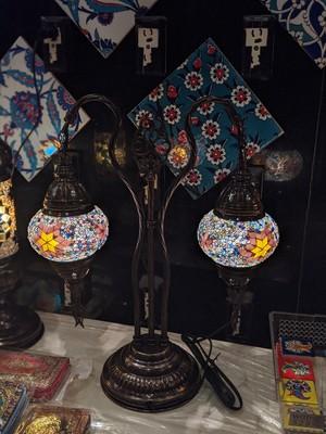 トルコダブルランプSサイズ