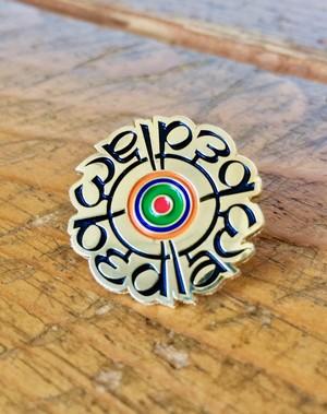 [ Bedlam ] Target Enamel pin
