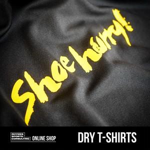 SHOEHURRY! ドライTシャツ(ミシガン)