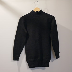U.S.NAVY 1940's Mock Neck Knit Sweater