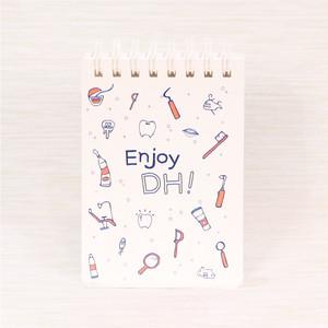 Enjoy DH メモ帳