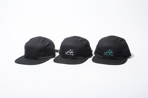 ARABIC CAMP CAP (BLACK)