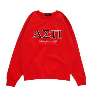 Standards Crewneck Sweat (Red)