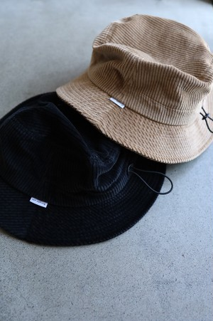edit clothing  Corduroy bucket hat