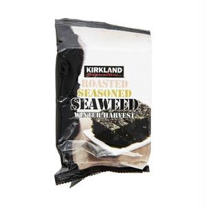 コストコ カークランドシグネチャー 韓国味付海苔8切り36枚  1パック | Costco Kirkland Signature Korean Seaweed 8cuts 36sheets 1pack