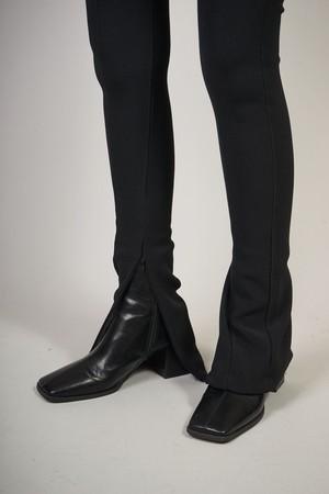 LIB ZIP LEGGINGS (BLACK) 2101-42-49