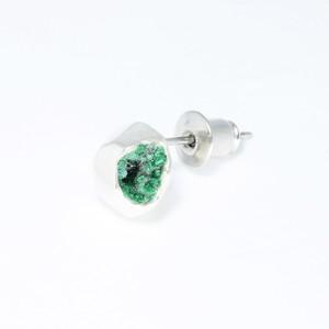jewelry pierce (マラカイト)