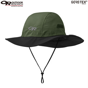新品 Outdoor Reaserch Seattle sombrero M Green H0181