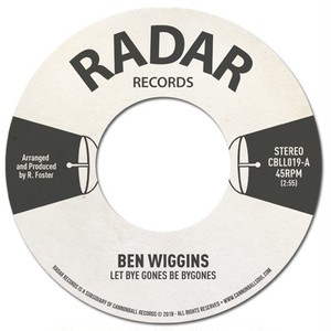 Ben Wiggins『 Let Bye Gones Be Bygones 』