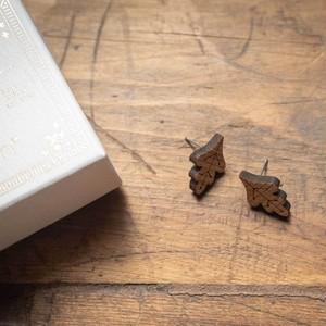 oak / ナラ(Pierced Mini)