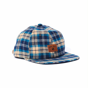 PARK DELI - YAMA 6 PANEL CAP (Plaid)