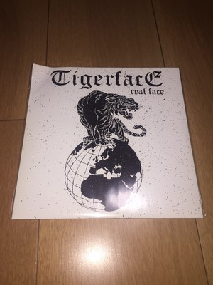 Tigerface ‎– Real Face 7""