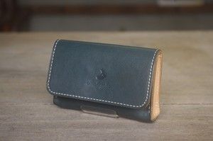 business card case (FOREST BLUE)