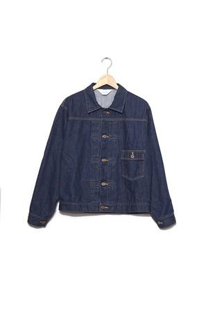 wonderland, Denim jacket