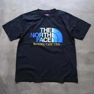 THE NORTH FACE PURPLE LABEL 5.5oz H/S Logo Tee