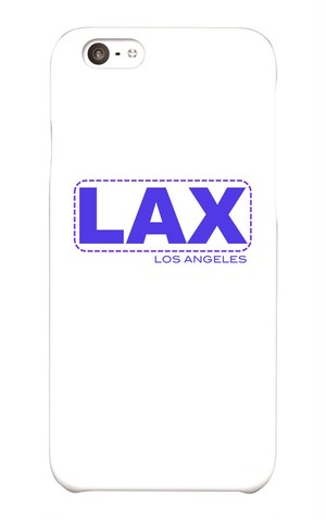 【iPhone6・6s】LAX *Los Angeles Int'l Airport phone case 【スマホケース】