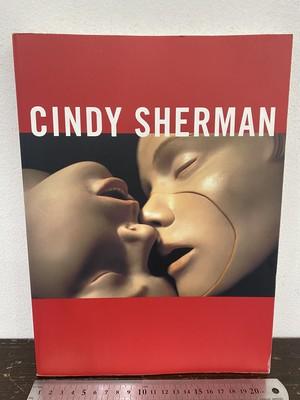 CINDY SHERMAN展図録 1996年 朝日新聞社
