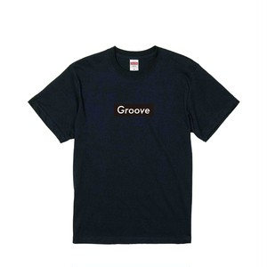 GrooveT(NAVY)  Black Box Logo