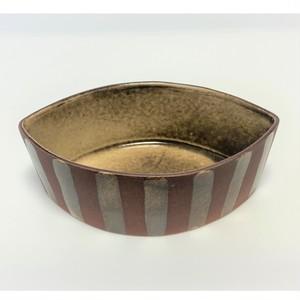 Lene Dahl Olive Bowl ブラウン
