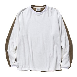 (THING FABRICS) TF Bicolor long sleeve