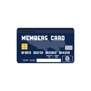 IC Sticker(credit card design)