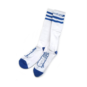 OUR LIFE - OUR LIFE SOCKS (Blue)