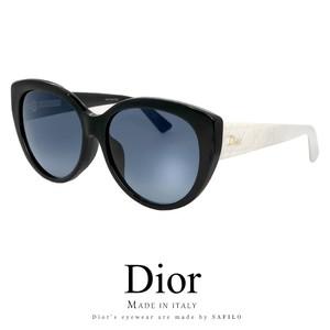 Dior サングラス レディース diorlady1nf 9ht アジアンフィット ディオール Christian Dior クリスチャンディオール フォックス キャッツアイ キャットアイ型