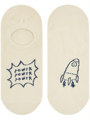 【inapsquare】COVER SOCKS POWER