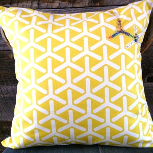 deco pillow/Anchor
