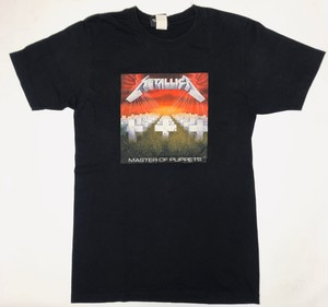 90's giant METALICA T-Shirts(S)