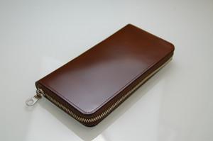 コードバン ラウンド財布
