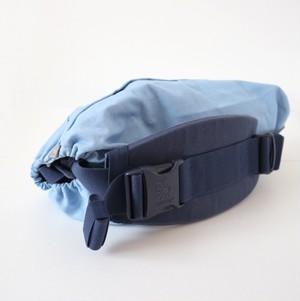 つみきどうぶつの抱っこ紐収納カバー エルゴ基準サイズ うすデニム