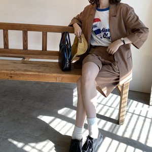 casual jacket セットアップ可