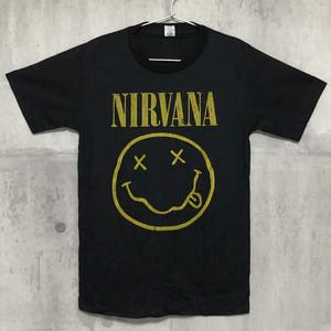 【送料無料 / ロック バンド Tシャツ】 NIRVANA / Men's Ladies' Unisex T-shirts M ニルヴァーナ / メンズ レディース ユニセックス Tシャツ M