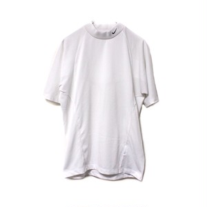 NIKE neck embroidery tee