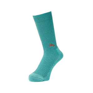 WHIMSY - 42/1 EMJAY SOCKS (Teal)