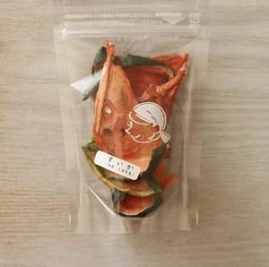 乾きスイカ(福岡産)  <季節のドライフルーツ> ~無添加・無加糖~