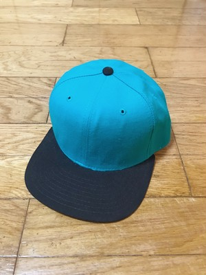 Deadstock New Era snapback hat made in USA