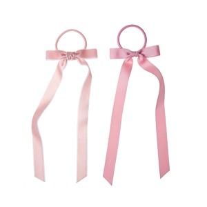 H1134P Pollyanna Long Tie Ponies Pink
